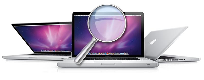 ремонт MAC